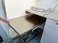 Humane Society exam table